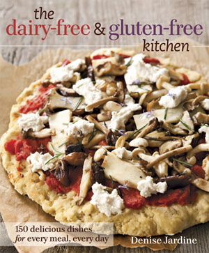 The Dairy-Free & Gluten-Free Kitchen (in-stores 1/3/12)